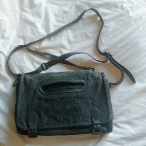 Theyskens' Theory Messenger Bag