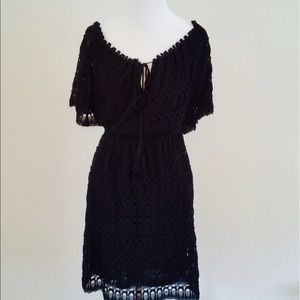 MAX STUDIO OFF SHOULDER DRESS, SZ M