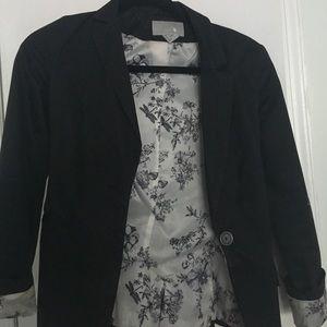 ⚡️FLASH SALE⚡️Black blazer from H&M