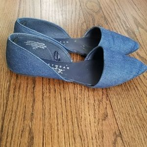 Shoes - Denim Flats