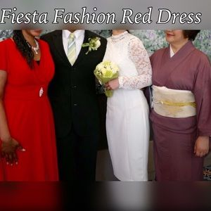 Fiesta Fashion Dresses & Skirts - Mother of the Bride / Groom Formal Dress