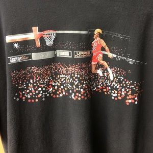 fd6f0d33b549bd Upper Playground Shirts - Upper Playground  Michael Jordan T Shirt
