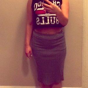 A+ Ellen Dresses & Skirts - Stretchy Pencil Skirt
