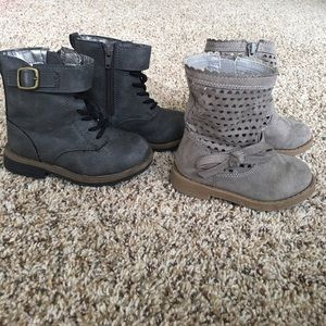 Carter's Other - Toddler girls boots