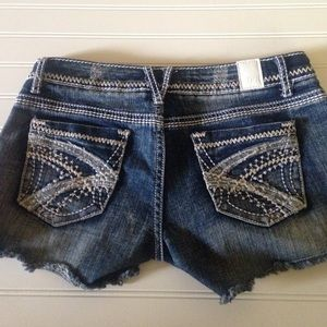 Cute! Maurice's Jean Shorts