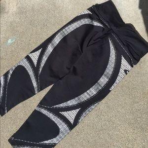 cajubrasil Pants - Cajubrasil Capri 3/4 length workout leggings