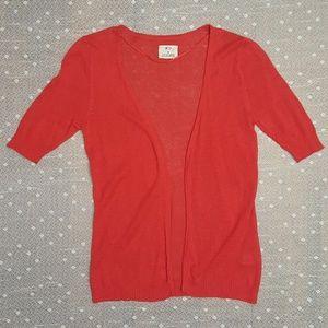 Pins & Needles Sweaters - Pins & Needles UO Lightweight Salmon Cardigan