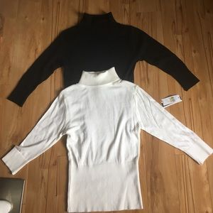 Amy Byer Sweaters - Two A. Byer Sweaters Size M