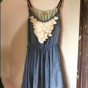 Double Zero Cotton Dress