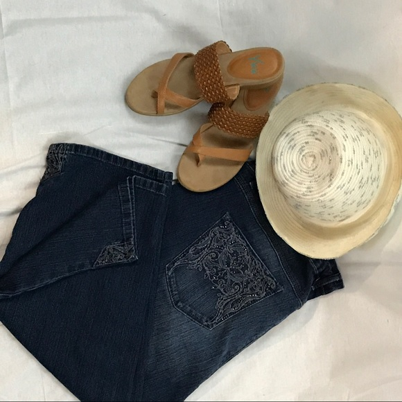 71 Off Gloria Vanderbilt Denim Gloria Vanderbilt Jordyn