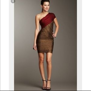 WOW couture Dresses & Skirts - WOW Couture bandage party dress EUC worn once!