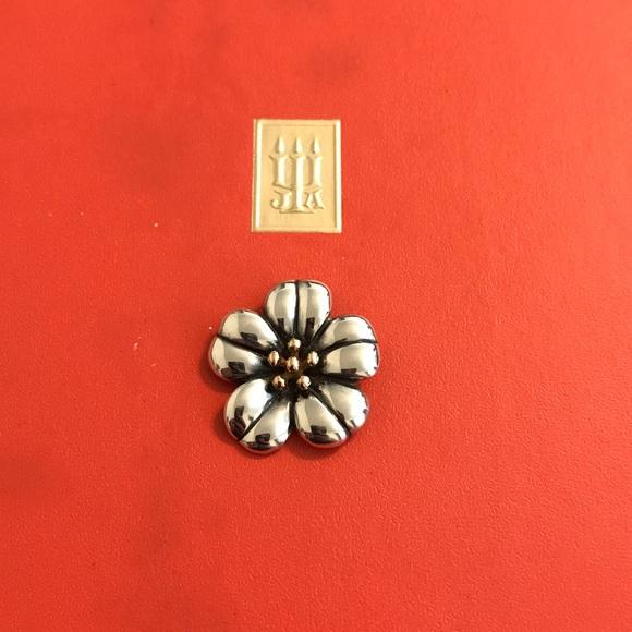 b5c3cb5d5d4 James Avery Jewelry - James Avery Retired April Flower Pendant/Pin