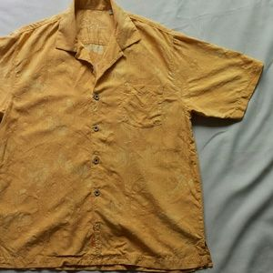 Tommy Bahama Other - Tommy Bahama tonal button shirt