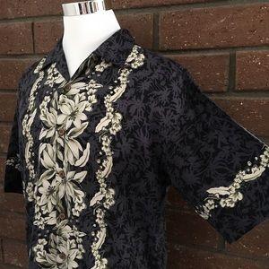 Bachrach Other - 🆕 Silk Hawaiian Shirt