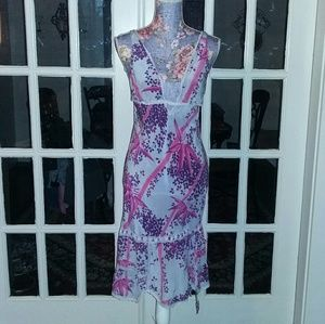 Free People Other - Free People Silk Nightgown EUC VERY PRETTY