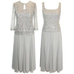 Alex Evenings Dresses & Skirts - NWT 2 piece dress set!