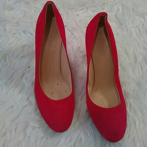 J crew j crew made in italy heels from ana 39 s closet on for J crew bedroom slippers