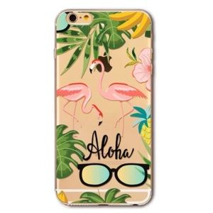 Twilight Gypsy Collective Accessories - iPhone 7 Aloha Tropical Case