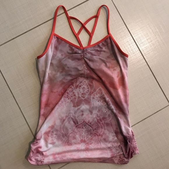 26431ad3283ab Prana yoga tank top
