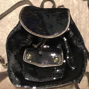 Limited edition coach backpack