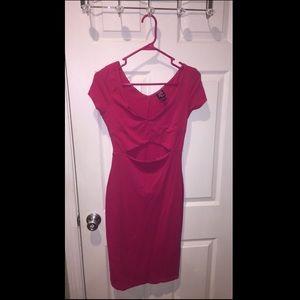 2B Bebe Midi Dress