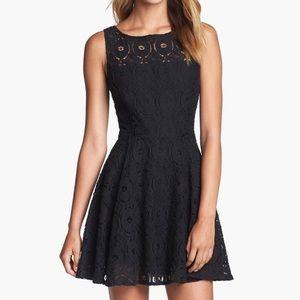 BB Dakota Dresses & Skirts - BB Dakota 'Renley' Lace Fit & Flare Dress