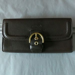 Coach Wallet almost new
