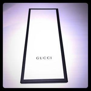 Gucci Accessories - Gucci collectable tie box
