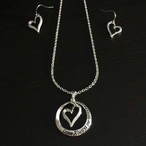 Jewelry - 3/$20 - Love Always for Mother Necklace Set