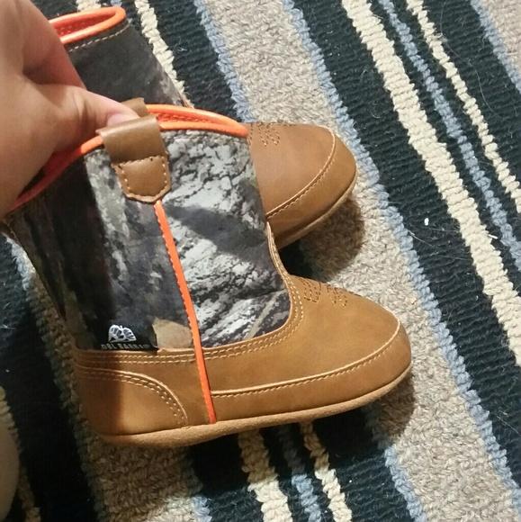 Shoes | Boot Barn Baby Booties | Poshmark