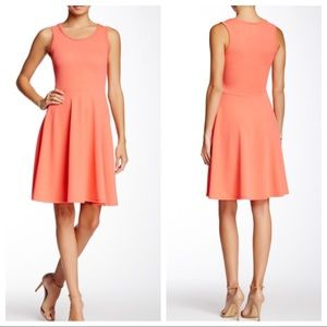 American Twist Dresses & Skirts - American Twist Coral A-line Dress