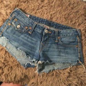 True Religion Pants - True religion $35 when bundled