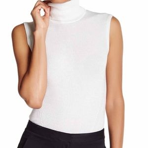 Diane von Furstenberg Tops - Diane von  Furstenberg wool blend sleeveless top