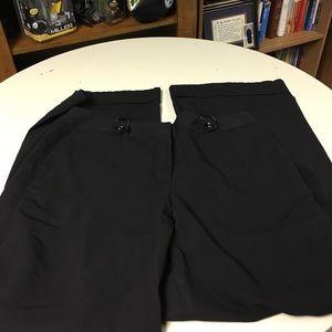 Larry Levine Pants - Larry Levine black dress pants