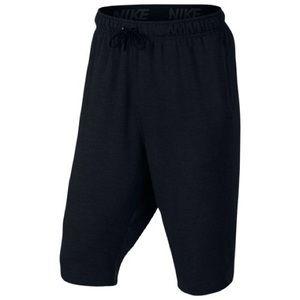 Nike Other - Nike Dri-Fit Training Fleece Shorts