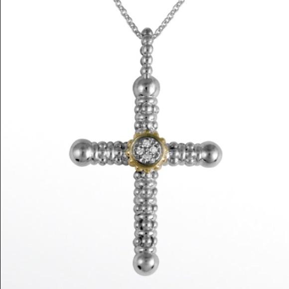 7dd8549697632e Alwand Vahan Jewelry - ALWAND VAHAN authentic cross necklace