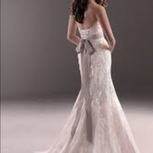 Maggie Soterro Ascher Wedding Dress