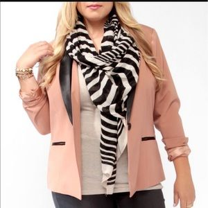 HP Everything Plus Size Forever 21 Blazer