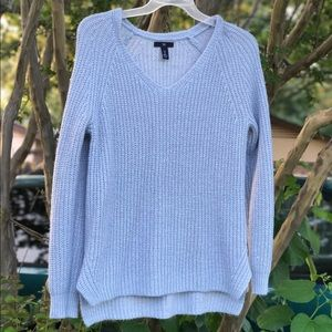 Baby Blue Gap sweater size L