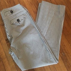 Etcetera Pants - Etcetera Striped Pants
