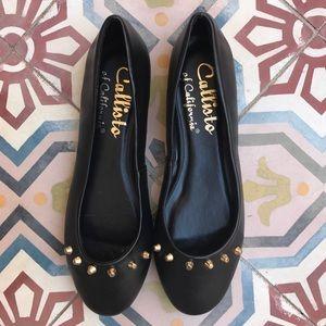 Callisto Shoes - CALLISTO OF California ballet flats loafers size 8