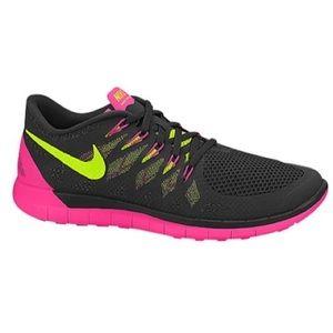 Size 9 Nike Free 5.0 RARE!