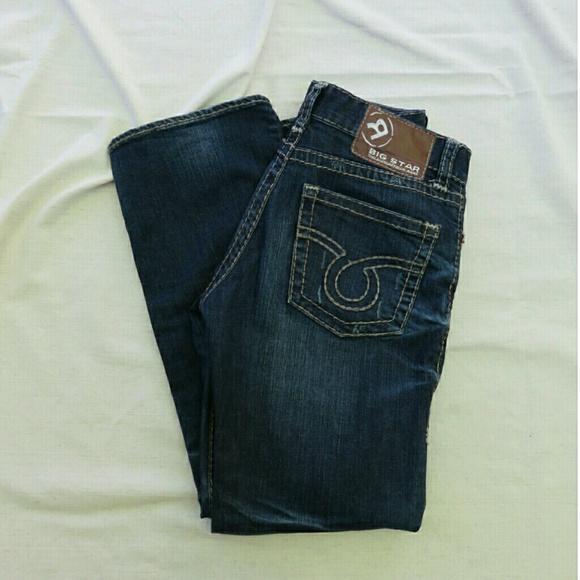 d515df3c345 Big Star Other - Men's Big Star Rare Vintage Pioneer Jeans 32 Boot
