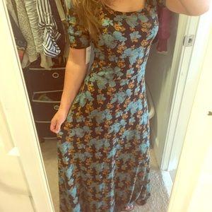 LuLaRoe Dresses & Skirts - LulaRoe Ana Boho dress- size S, NWT!