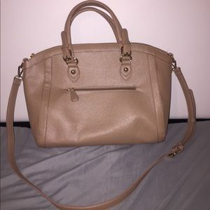 Handbags - Large Genuine leather Italian satchel