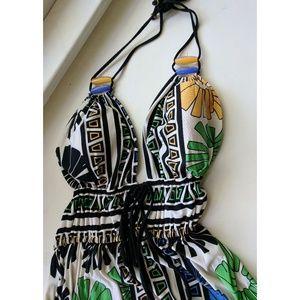 Analili Dresses & Skirts - Analili halter summer dress
