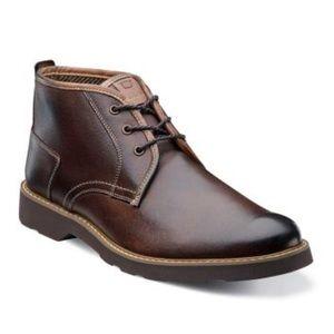 Florsheim Other - 🆕 MENS Florsheim Dark Brown Chukka Boots