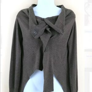 All Saints Sweaters - All Saint High Low Cardigan, US size 4