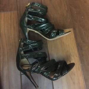 LAMB Shoes - Sexy strappy LAMB heels. Gently worn once. 8