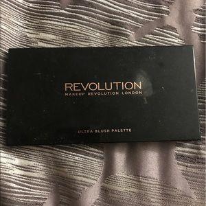 Revolution Other - Revolution Sugar & Spice Blush Pallette